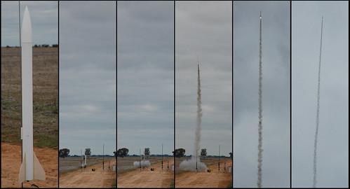 Orbital Decay - Prototype 2 / Launch 1