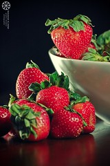 Strawberry ::.Explore.:: (abduleelah.s.klefah) Tags: strawberry