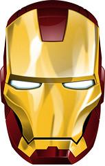 Iron Man (Joel Wintersteller) Tags: illustration digital mask head helmet ironman illustrator