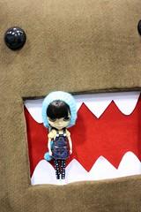 Big Domo , Little Harumi