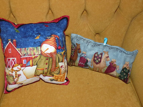 almofadas natal 2