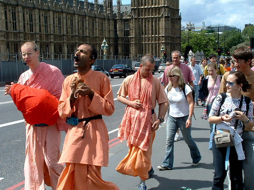 ISKCON in London