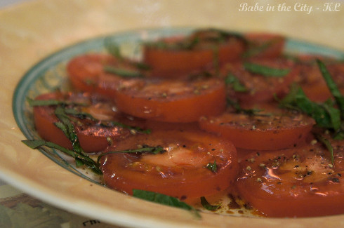 Tomatoes (complimentary)