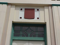 Window, Tennyson St, Napier