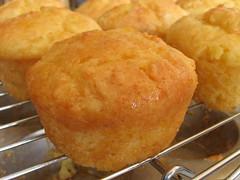 Extremely Orange, Orange Muffins