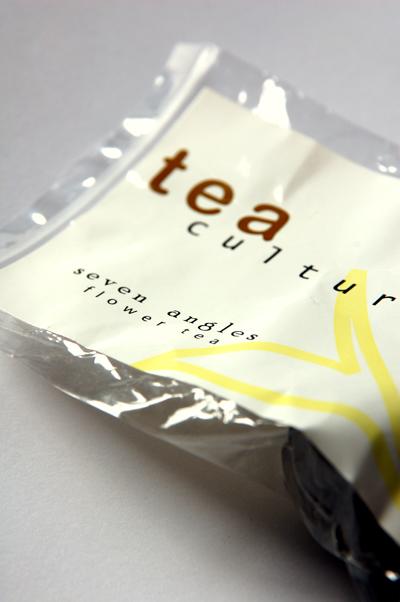 tea culture flower tea