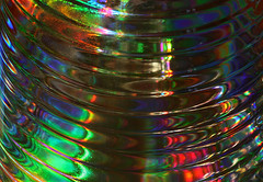 Spectral (tengtan (away awhile)) Tags: abstract macro glass colors colours spectrum bright multicoloured bands rings abstraction radiant spectral aplusphoto flickrchallengewinner auselite colourartaward abstractartaward twtmesh070833 msh0408 msh040816