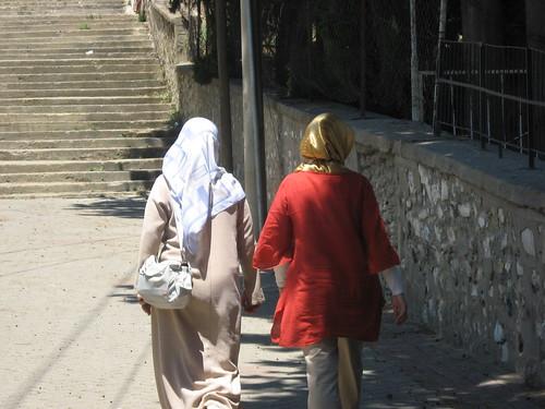 Ladies, Near St John Church
