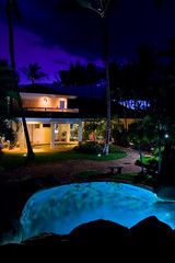MAPP - Cover Submission (pxlcreative) Tags: ocean longexposure house beach night magazine hawaii realestate maui palm cover mansion beachfront