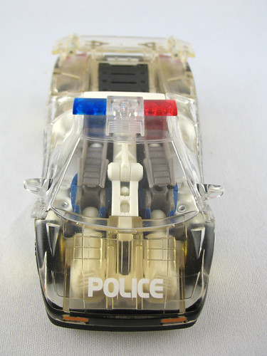 Car Robotos 2001 Osaka Toysland Exclusive Mach Alert