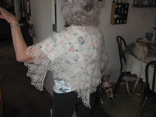 Grandma Shawl 2