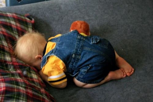 Let Sleeping Children Lie by stewickie, on Flickr