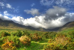 On the way to Carantouhill (Michal Osmenda) Tags: ireland copyright nature photoshop europa europe day colours forsale natural cloudy sale ps explore getty modified cheap allrightsreserved irlanda irlande irlandia tonemapping explored leurope d80 photoforsale worldphotodoc2007 printforpeter printfordagmara gettyimagesireland