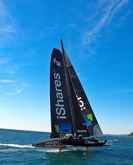 IShares Extreme 40 (faxao) Tags: boats garda sailing barche vela ishares centomiglia extreme40