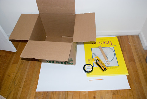 diy photo lightbox components