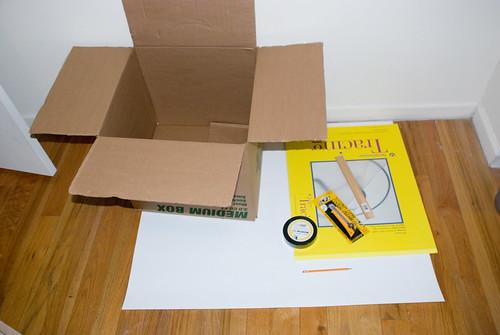 diy photo lightbox components