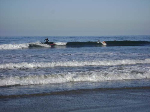 Venice Breakwater Surf