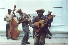 Benny's band (rgrant_97) Tags: santiago music cuba tres busker doublebass streetmusicians musicacubana musicalframes
