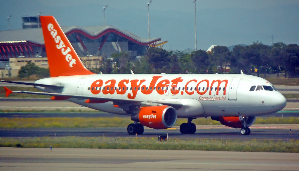 Easy Jet (Madrid Barajas) by Patxi64, on Flickr