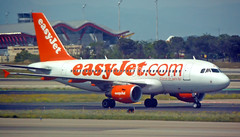 Easy Jet (Madrid Barajas)