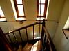 In the Clock castle (ptg1975) Tags: windows brown castle clock stairs wooden hellas greece trikala thessalia ρολόι καφέ ελλαδα παράθυρα ξύλο σκαλοπάτια σκαλιά θεσσαλια ξύλινο τρικαλα