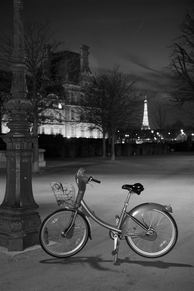 Me and My Velib #1