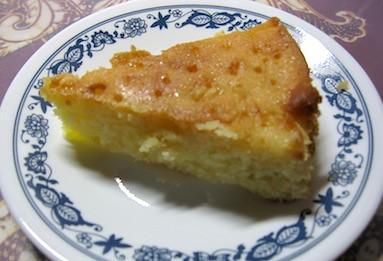 Lemon Dizzle Cake