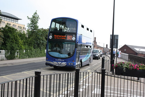 Yorkshire Coastliner, Volvo Wright Eclipse Gemini, York