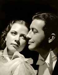 Eleanor Powell and Robert Taylor (Vintage-Stars) Tags: roberttaylor eleanorpowell