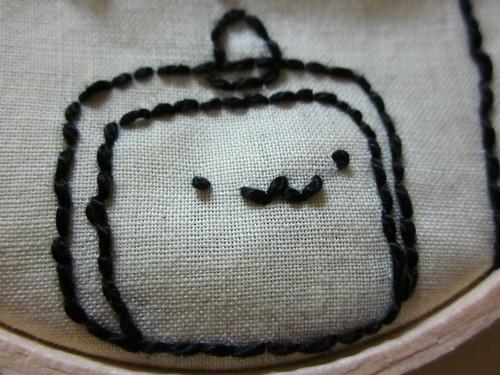 Tofu Baby Embroidery 4