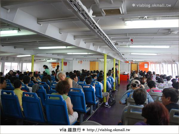 【2010香港節慶年 】香港節慶盛事~長洲太平清醮包山節(上)5