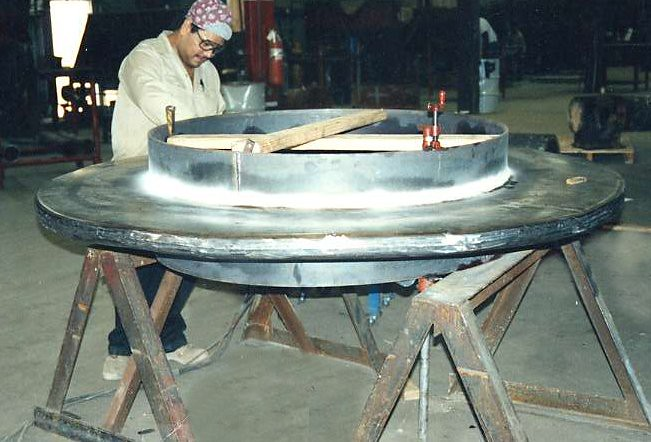 "48"" Diameter, Thick-Wall Expansion Joint for a refinery in Louisiana"