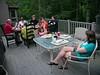 Dinner outside (chadsellers) Tags: jen caroline pop molly ea grammy grams