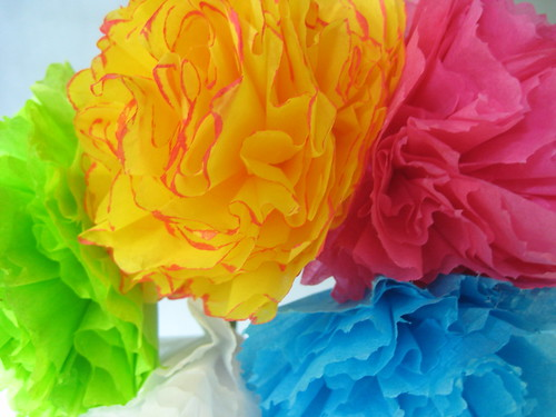 paper flowers 664