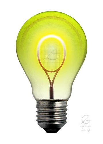 Light Your Tennis