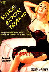 Rare Book Tramp poster