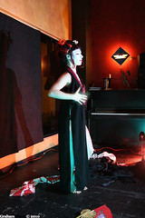 Vera Muse: Geisha Doll (Scotsman_in_Hawaii) Tags: hawaii chinatown oahu honolulu burlesque speakeasy madamex themercury lolalove cherryblossomcabaret violettaberetta kittychow misscatwings veramuse misstnasty