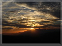 Atardecer desde La Cresta del Gallo. Murcia (Lifel-Mod) Tags: sunset wallpaper espaa canon atardecer eos spain best sierra murcia espua lifel 450d mywinners 7idu5 ringexcellence
