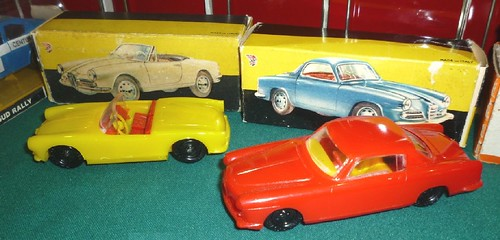Sam Toys Alfa Romeo