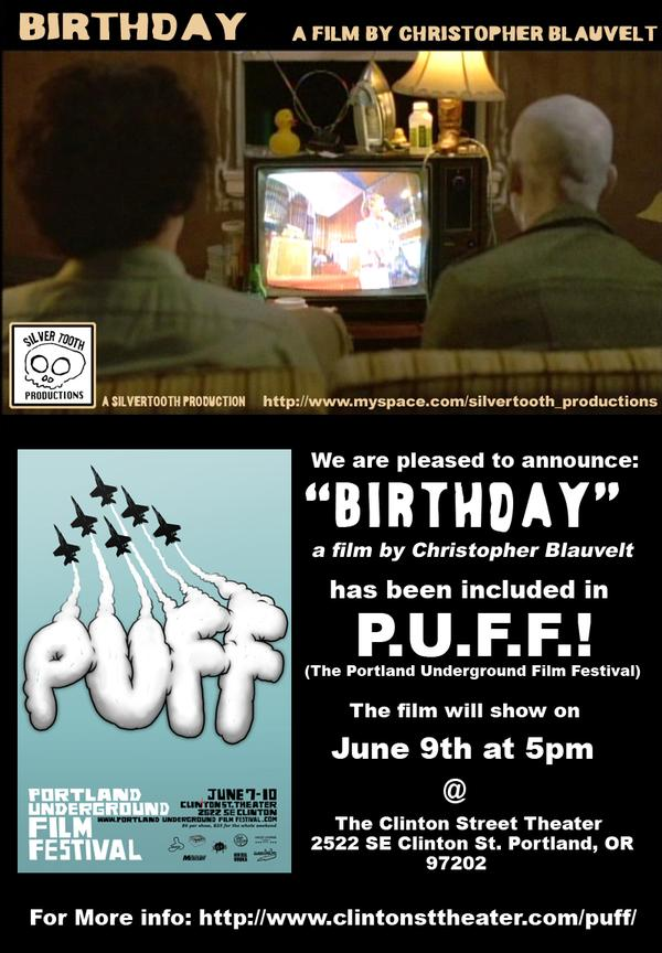 Birthday Portland premiere