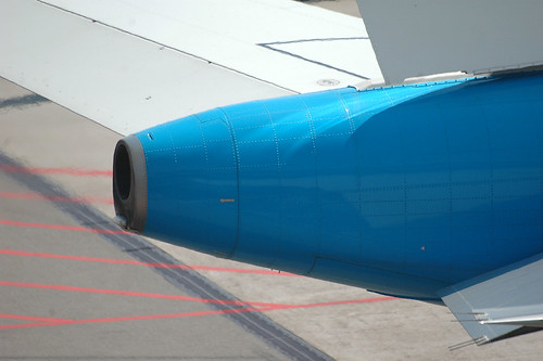 A330 Tailcone by caribb, on Flickr