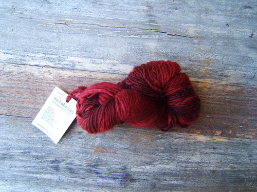 Malabrigo in Burgundy