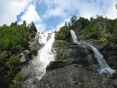 Nardis Waterfall (roberto.valentini) Tags: nature waterfall natura trentino cascata naturalpark nardis parconaturale valgenova adamellobrenta