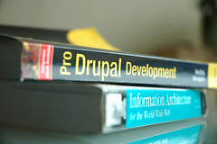 Pro Drupal Development + Information Architect...