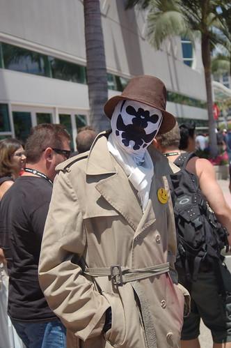 Comic Con 2007: Rorschach