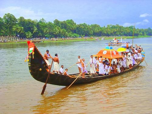 Aranmula-Boat race-Kerala-India-3