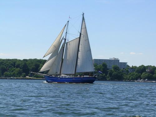 germany yacht sail kiel schleswigholstein maritim
