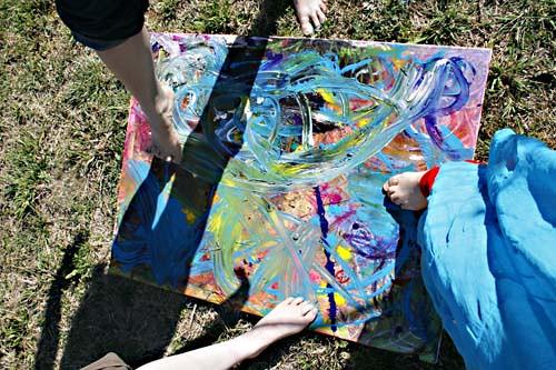 Art Circle Dreaming