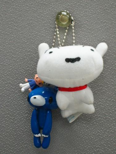 小白vs暴力熊