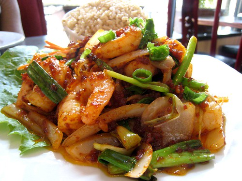 Braised Shrimp in Crab Paste.JPG
